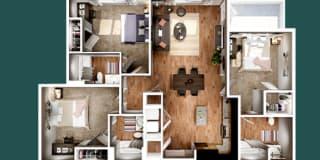 Photo of Nivedita's room