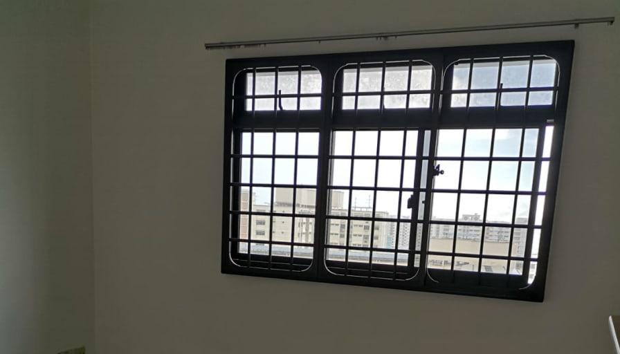 Photo of Aden's room