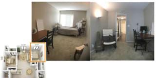 Photo of Christine's room
