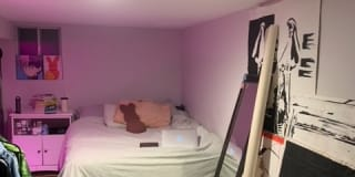 Photo of Sarah's room