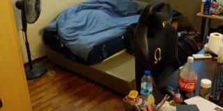 Photo of Ramond's room
