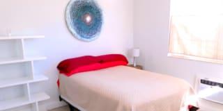 Photo of RH's room