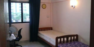 Photo of Pang's room