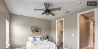 Photo of Ty's room
