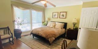Photo of Brenda Miller's room