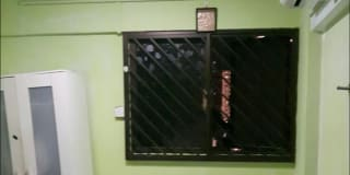 Photo of Rafi's room