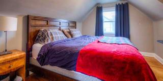 Photo of Zack's room