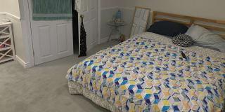 Photo of Yarah Silva's room