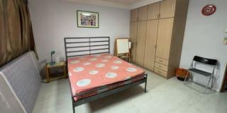Photo of Li Kuan Koh's room