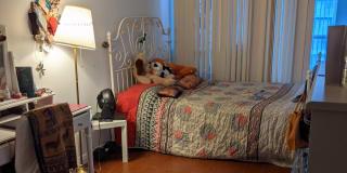 Photo of Leyla's room