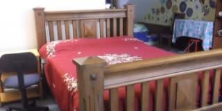 Photo of Sharif's room