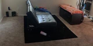 Photo of Destiny's room