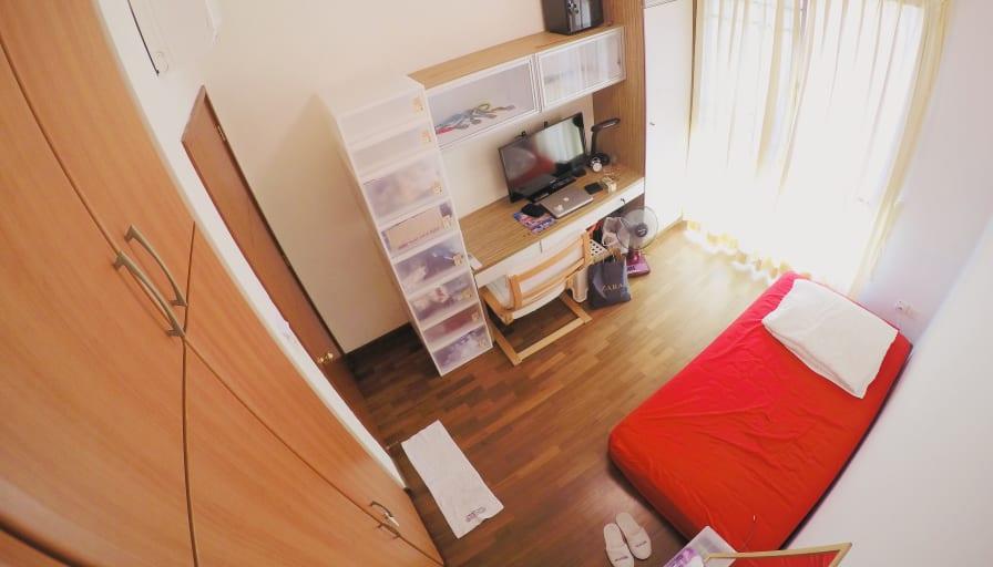 Photo of Gelo's room