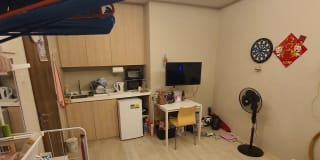 Photo of Idris andy's room