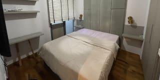 Photo of Q's room