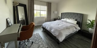 Photo of Chrissy's room