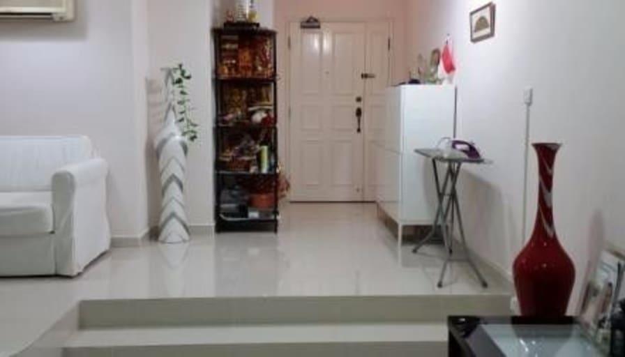Photo of Varsha's room