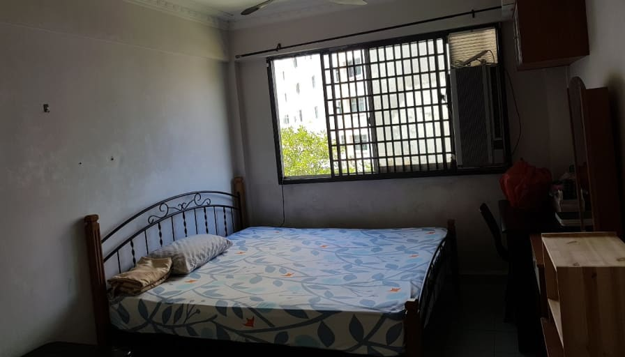 Photo of Parvin's room