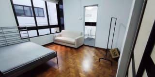 Photo of Lin's room