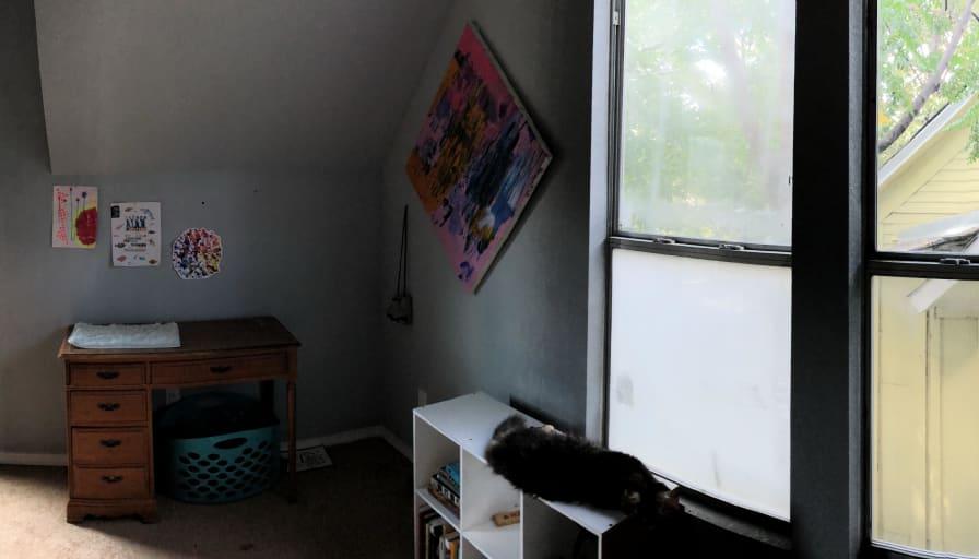 Photo of Tia's room
