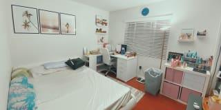 Photo of Rita Nguyen's room