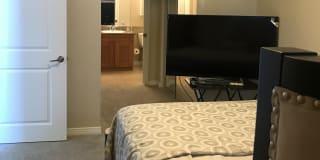 Photo of Akai Wilson's room