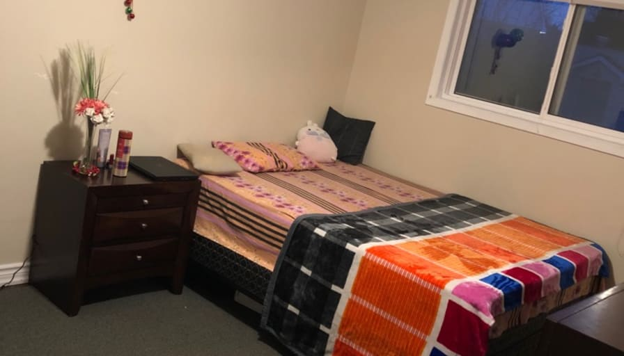 Photo of Dmitry's room
