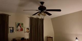 Photo of Marie-Catherine's room