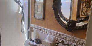 Photo of Elfrida's room