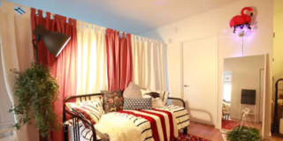 Photo of Linda Chen's room