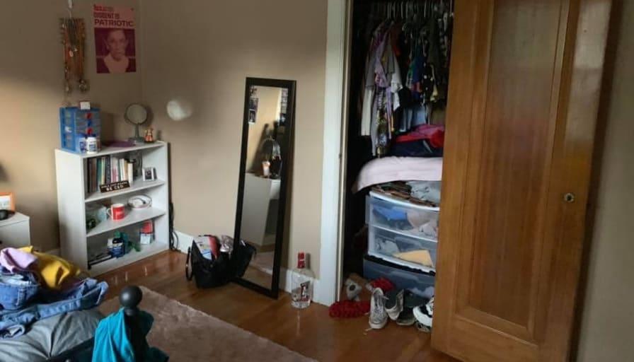 Photo of Samantha Wert's room