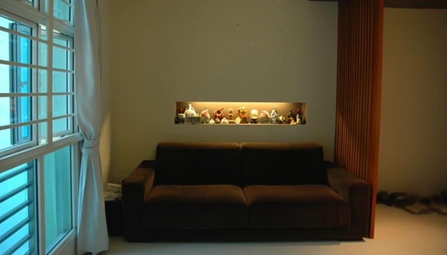 Photo of Oneleng's room