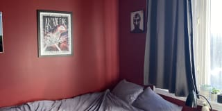 Photo of Connor's room