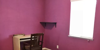 Photo of Liza Santos's room