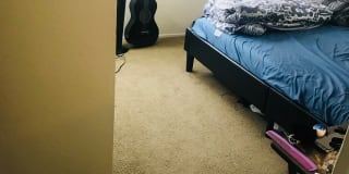 Photo of Uma's room
