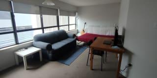 Photo of Zubin's room