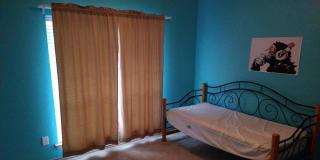 Photo of Monika's room