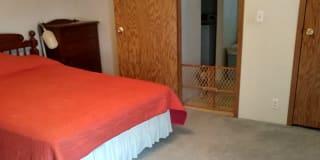 Photo of Joyce's room