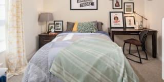 Photo of Maddie's room