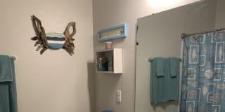Photo of Tim and Carol's room