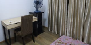 Photo of Simson's room