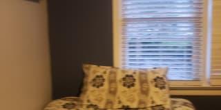 Photo of Alma's room