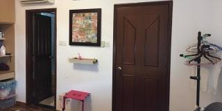 Photo of Wei Pien's room