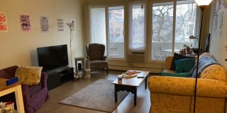 Photo of Moritz's room