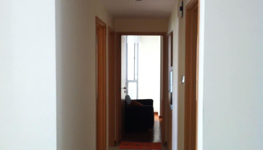 Photo of claude's room