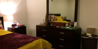 Photo of Sheila's room