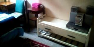 Photo of Mustapha's room