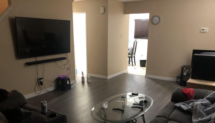 Photo of Chea's room