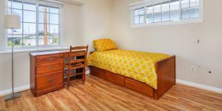 Photo of Areeb's room
