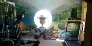 Photo of Mitch's room